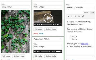 WordPress 4.8 è qui: ecco cosa c'è di nuovo